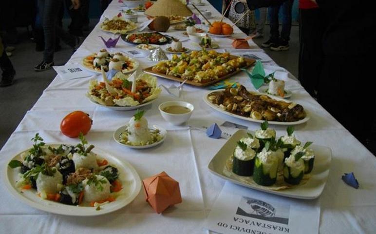 istocnjacka hrana