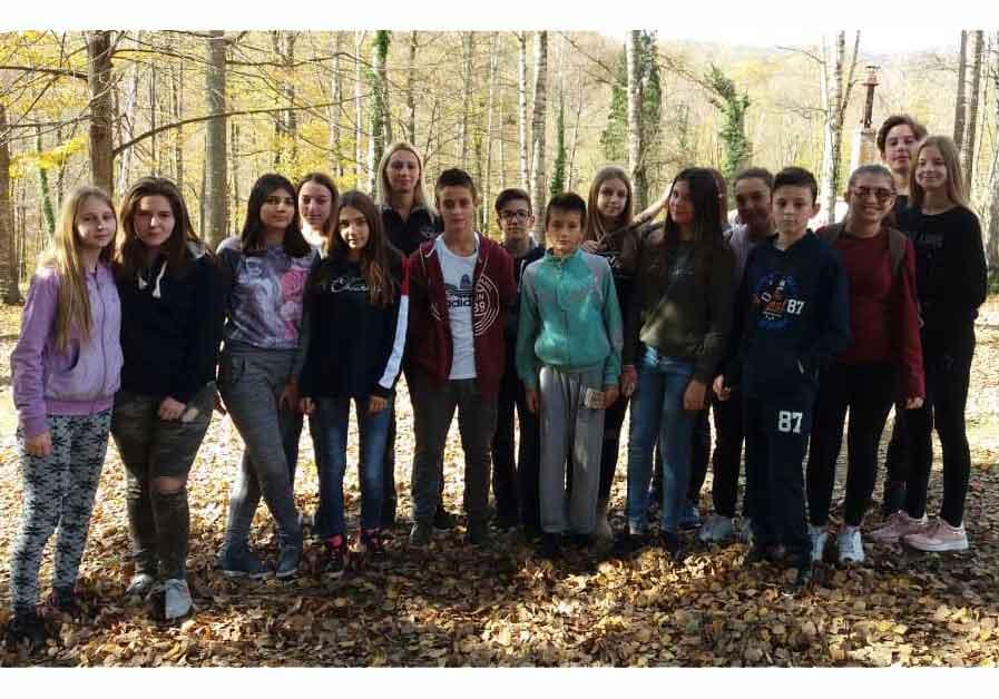 eko kamp Jastrebac